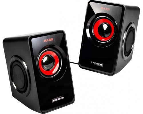 ALTAVOCES 2.0 TACENS MARS GAMING MS1 ALIM. USB