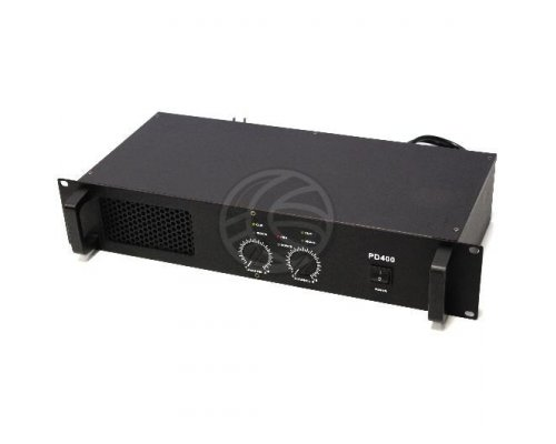 AMPLIFICADOR AUDIO 180W PD400 RACK