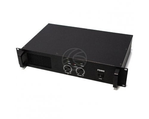 AMPLIFICADOR AUDIO 230W PD800 RACK