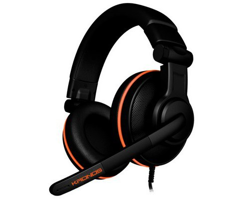 AURICULARES + MICRO KROM KRONOS PC/PS3/PS4/XBOX360/MAC