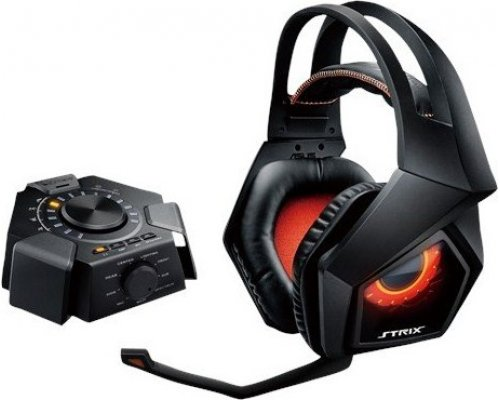 AURICULARES + MICRO ASUS STRIX DSP 7.1 REAL