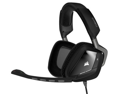AURICULARES + MICRO CORSAIR GAMING VOID DOLBY 7.1 USB