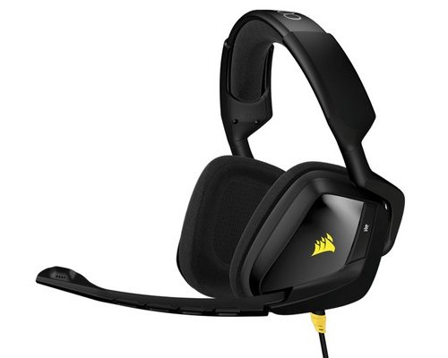 AURICULARES + MICRO CORSAIR GAMING VOID STEREO NEGRO