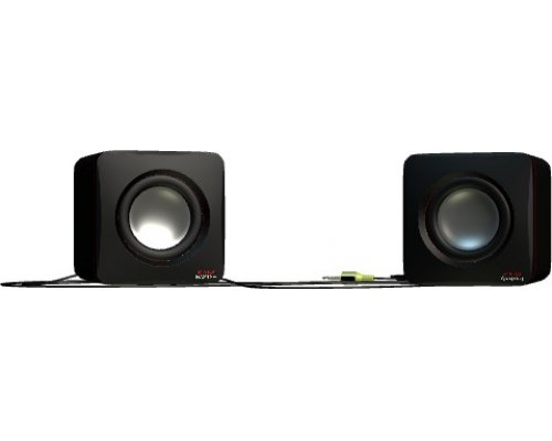 ALTAVOCES 2.0 MARS GAMING MAS0 ULTRABASS USB MAS0