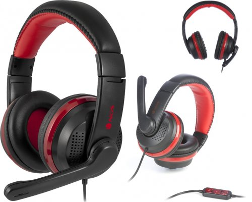 AURICULARES + MICRO NGS VOX700 USB