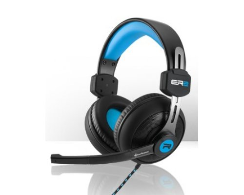 AURICULAR + MICRO SHARKOON RUSH ER2 AZUL