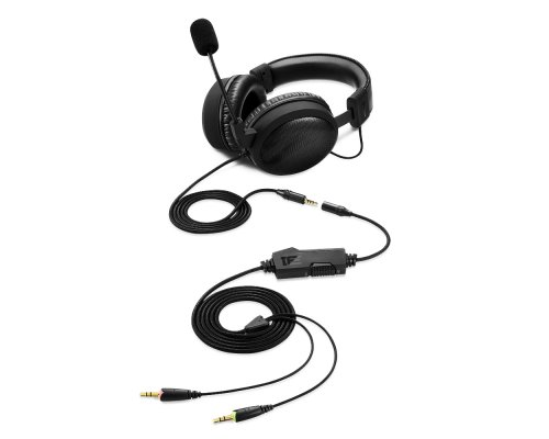 AURICULARES+MICRO SHARKOON GAMING B1 PC/PS4