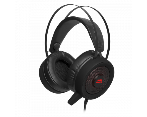 AURICULARES + MICRO MARS GAMING MH318 RGB-FLOW 7.1 USB