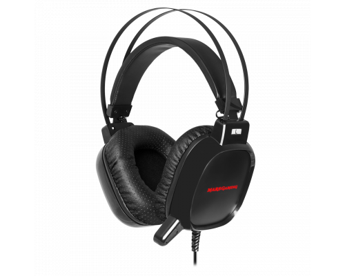 AURICULARES + MICRO MARS GAMING MH218 RGB-FLOW PC/PS4/XONE