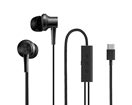 AURICULARES + MICRO XIAOMI MI ANC TYPE-C IN-EAR BLACK