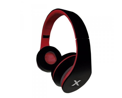 AURICULAR ESTEREO JAZZ BLACK/RED APPROX