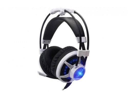 AURICULARES DEEPRIPPLE WHITE DEEPGAMING
