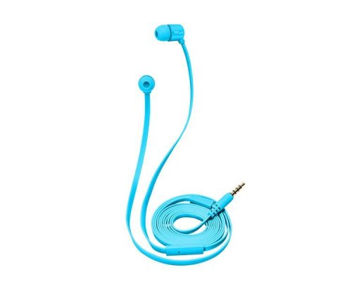 AURICULAR DUGA IN-EAR NEON BLUE TRUST