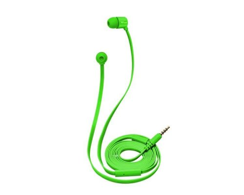 AURICULAR DUGA IN-EAR NEON GREEN TRUST