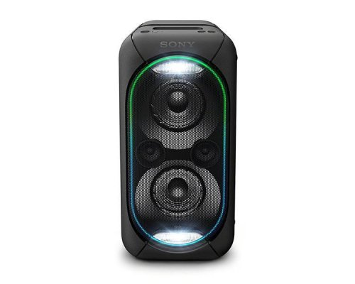 ALTAVOZ BLUETOOTH GTK-XB60B BLACK SONY