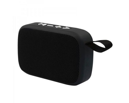 ALTAVOZ BLUETOOTH 3W BLACK APPROX