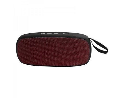 ALTAVOZ BLUETOOTH 6W BLACK/RED APPROX