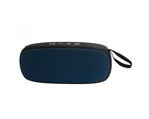 ALTAVOZ BLUETOOTH 6W BLACK/BLUE APPROX