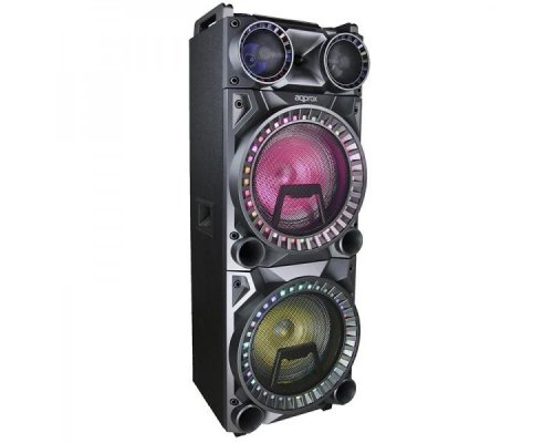 ALTAVOZ MONSTER PARTY PROXL 500W BLACK APPROX