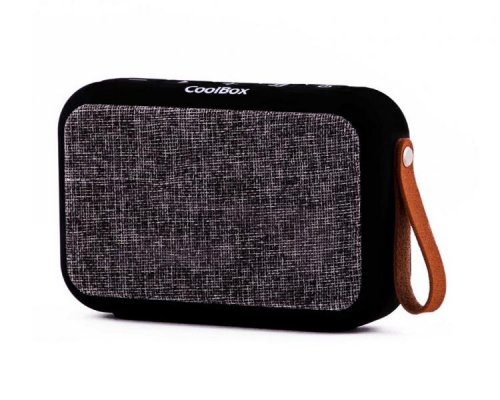 ALTAVOZ BLUETOOTH COOLSOUL BLACK COOLBOX
