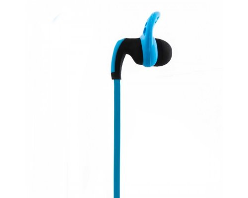AURICULARES+MICRO COOLBOX BLUETOOTH COOLSPORT II BLUE