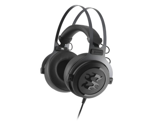 AURICULARES+MICRO SHARKOON GAMING SKILLER SGH3 mJACK+T.S.USB