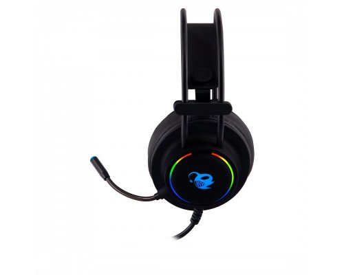 AURICULARES+MICRO COOLBOX DEEPLIGHTING LED PC/PS4