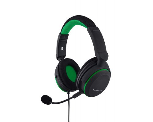 AURICULARES + MICRO THE G-LAB GAMING KORP OXYGEN X XONE