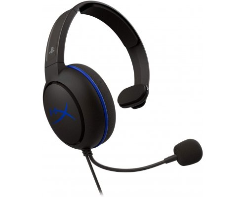 AURICULAR + MICRO HYPERX GAMING CLOUD CHAT PS4