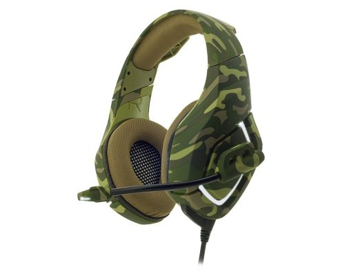 AURICULARES + MICRO SPIRIT OF GAMER ELITE-H50 ARMY PC/PS4
