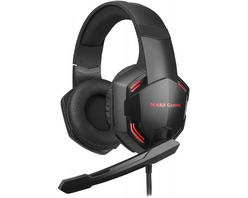 AURICULARES + MICRO MARS GAMING MHX PRO 7.1 USB