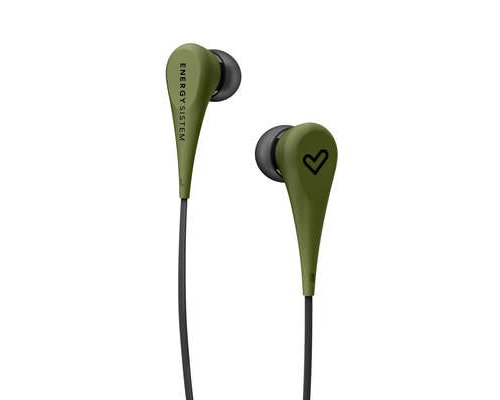 AURICULARES IN-EAR ENERGY STYLE 1 VERDE