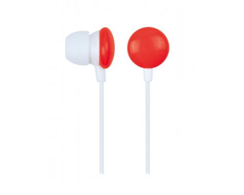 AURICULARES IN-EAR GEMBIRD LACASITOS ROJO