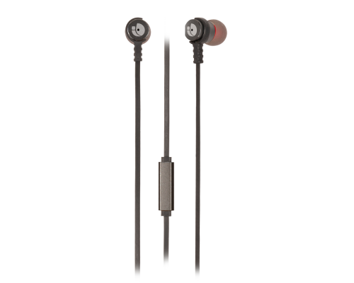 AURICULARES + MICRO IN-EAR NGS CROSS RALLY GRAPHITE