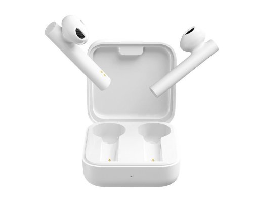 AURICULARES + MICRO XIAOMI MI TRUE WIRELESS 2 BASIC BLANCO