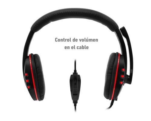 AURICULARES + MICRO PHOENIX GAMING PROHYDRA PC/PS4