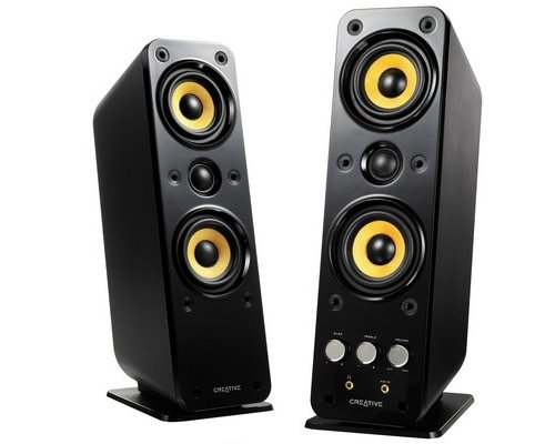 ALTAVOCES 2.0 CREATIVE GIGAWORKS T40 SERIES II