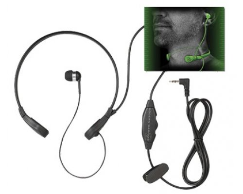AURICULAR + MICRO MAD CATZ MW2 THROAT COMMUNICATOR XBOX360