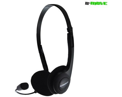 AURICULARES + MICRO B-MOVE SOUND ONE