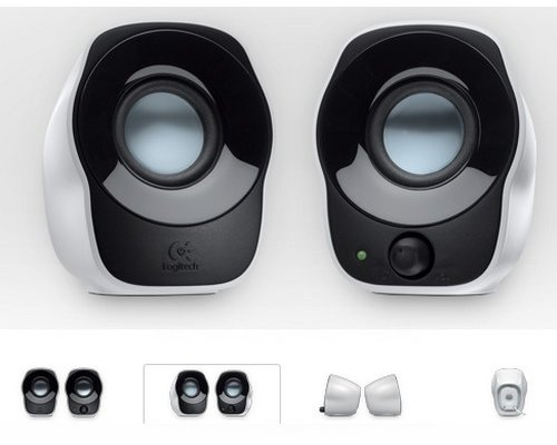 ALTAVOCES 2.0 LOGITECH SPEAKERS Z120