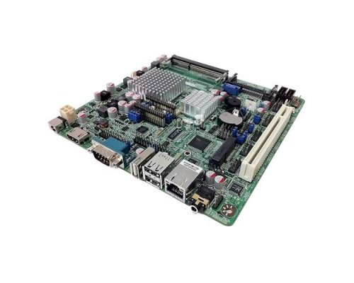 PLACA BASE JETWAY NF9C ATOM D2800. THIN-MINI-ITX CON DC-DC