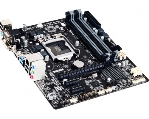 PLACA BASE s1150 GIGABYTE B85M-DS3H mATX