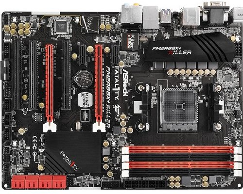 PLACA BASE FM2+ ASROCK FM2A88X+ KILLER
