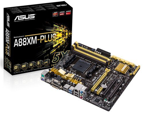 PLACA BASE FM2+ ASUS A88XM-PLUS mATX
