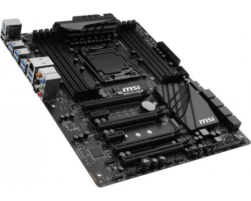 PLACA BASE s2011-3 MSI X99A SLI PLUS