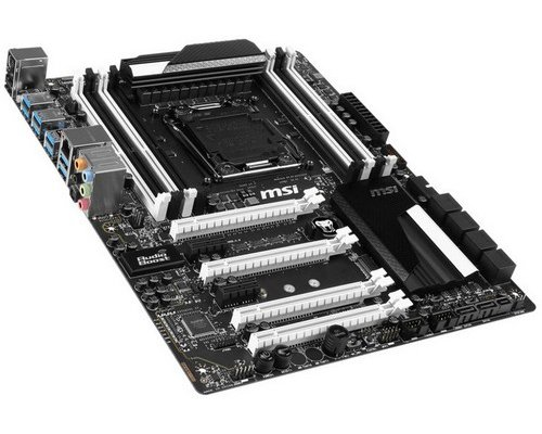 PLACA BASE s2011-3 MSI X99A SLI KRAIT E