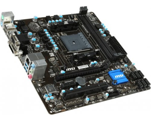 PLACA BASE FM2+ MSI A88XM-E35 V2 mATX