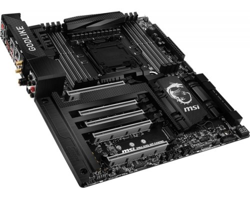 PLACA BASE s2011-3 MSI X99A GODLIKE GAMING CARBON E-ATX