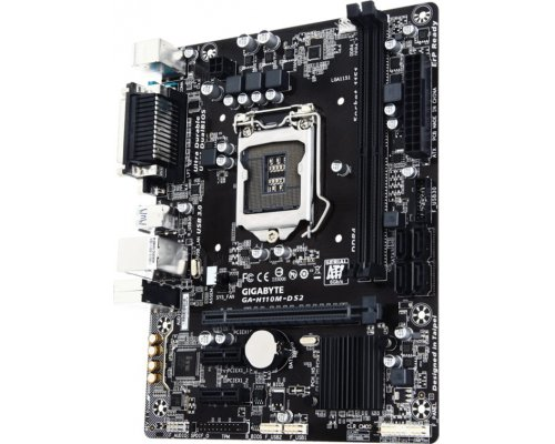 PLACA BASE s1151 GIGABYTE H110M-DS2