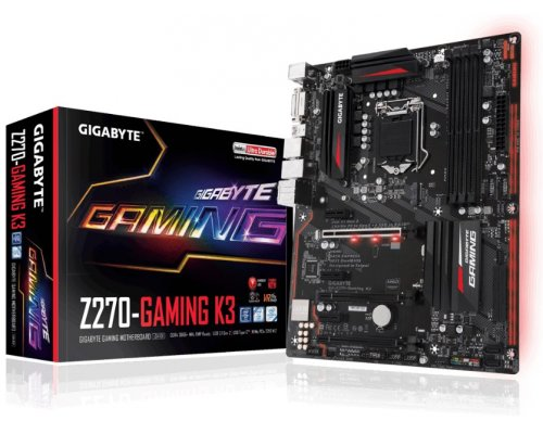 PLACA BASE s1151 GIGABYTE Z270-GAMING K3